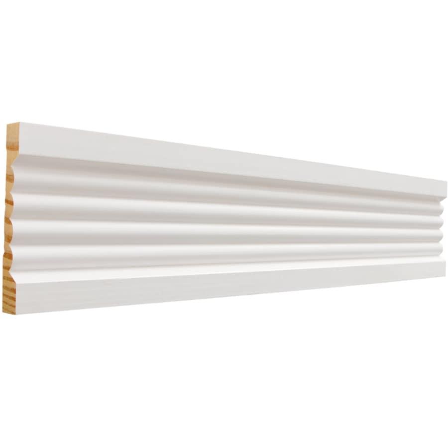 EverTrue 3.625-in x 7-ft Interior Pine Primed Finger Joint Window and Door Casing