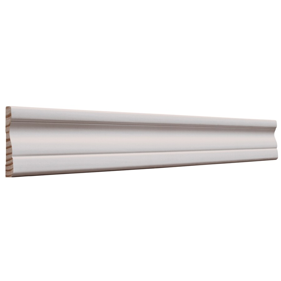 EverTrue 2.5-in x 7-ft Interior Pine Primed Finger Joint Window and Door Casing