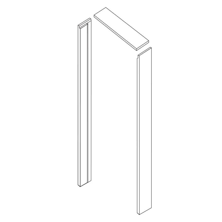 EverTrue 6.75-ft L Interior Door Casing Kit