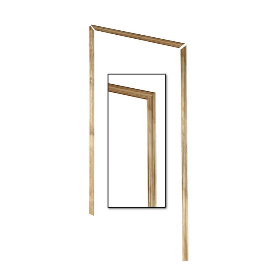 EverTrue 3-Pack 2.25-in x 6.96-ft Interior Pine Window and Door Casing