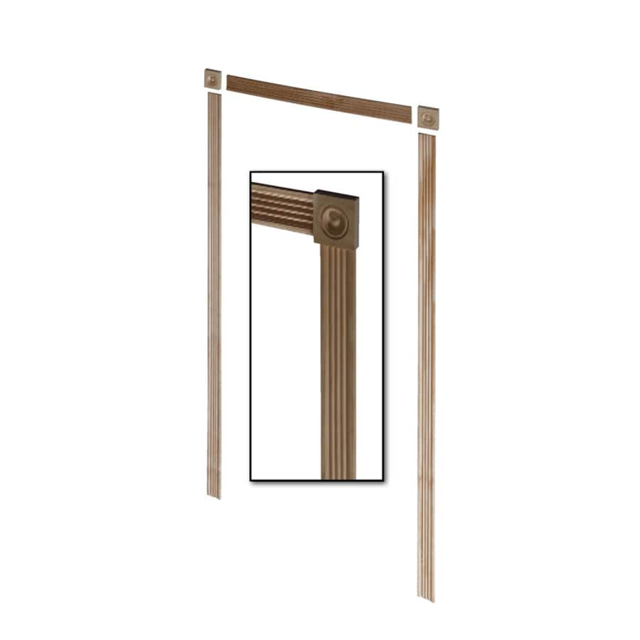 3-Pack 3-in x 6.75-ft Interior Pine Unfinished Window and Door Casing