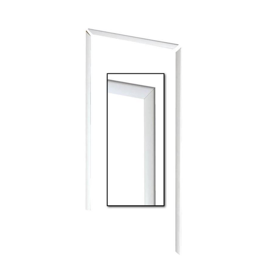 EverTrue 3-Pack 2.25-in x 6.96-ft Interior Pine Primed Finger Joint Window and Door Casing