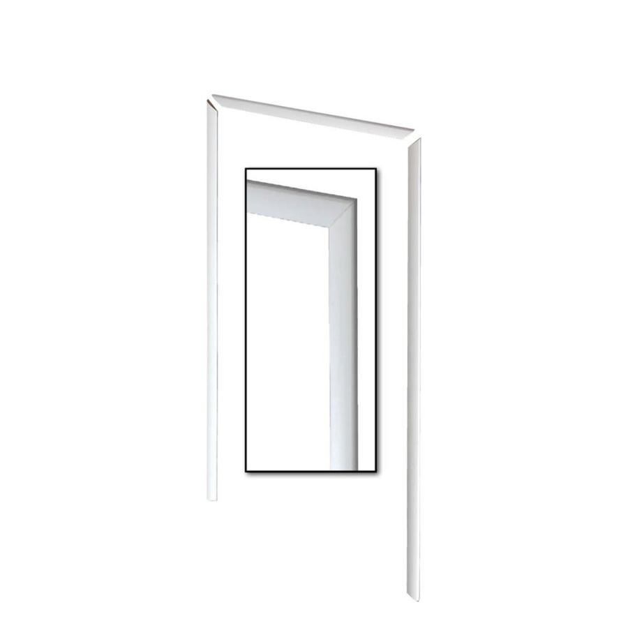 EverTrue 3-Pack 2.25-in x 6.96-ft Interior Pine Primed PFJ Window and Door Casing