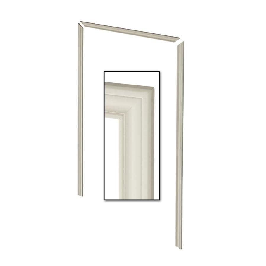 EverTrue 3-Pack 2.2500-in x 6.7500-ft Interior Pine Primed Finger Joint Window and Door Casing