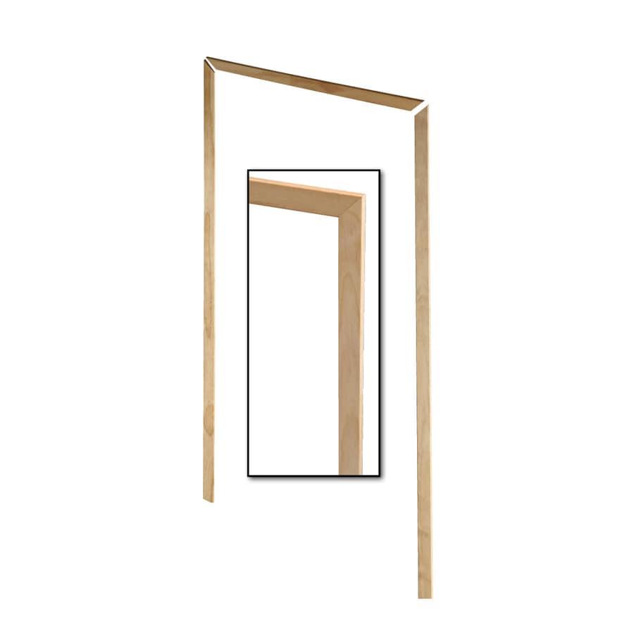 EverTrue 3-Pack 2.25-in x 6.96-ft Interior Pine Unfinished Window and Door Casing