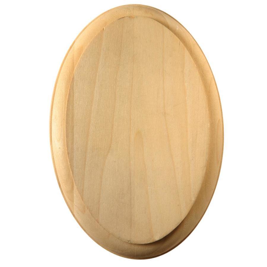 EverTrue Oval Wood Rosette
