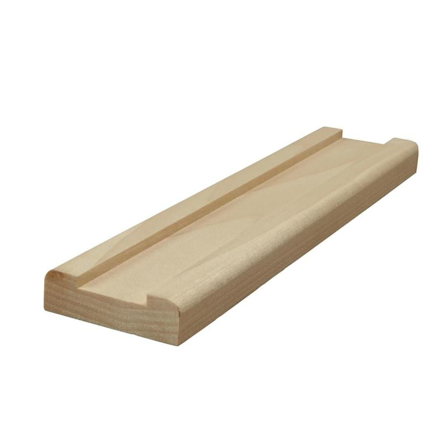 Creative Stair Parts 2.5-in x 16-ft Plowed Handrail