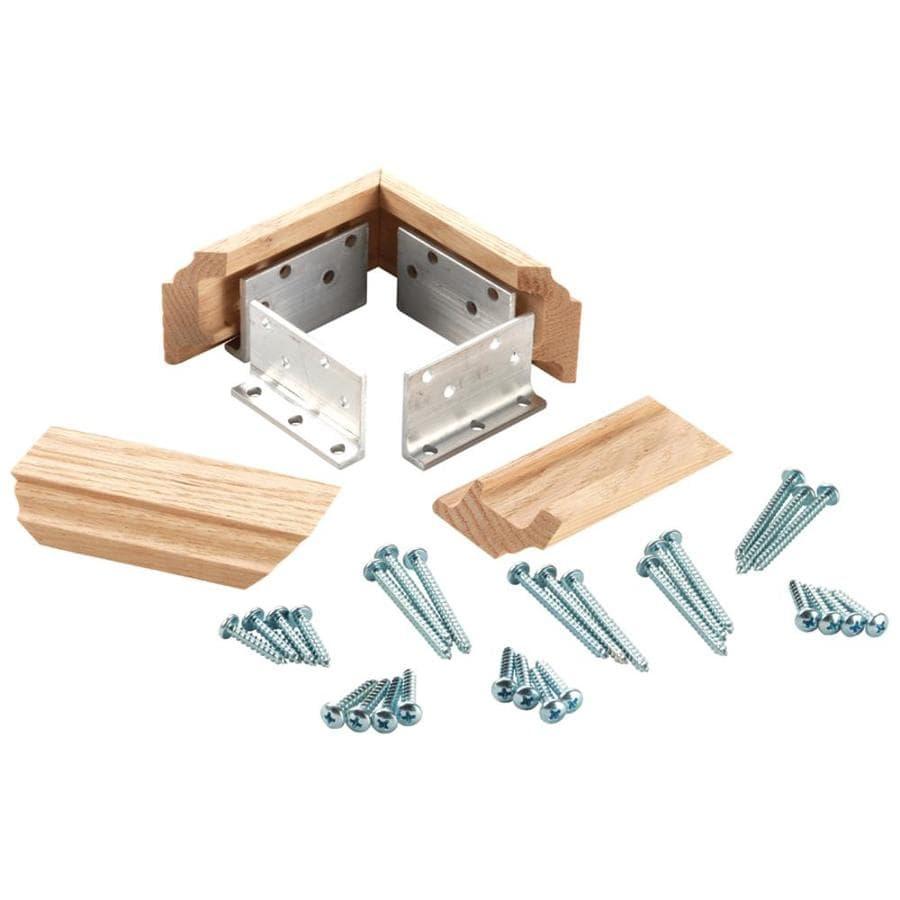 Newel Post Installation Kit