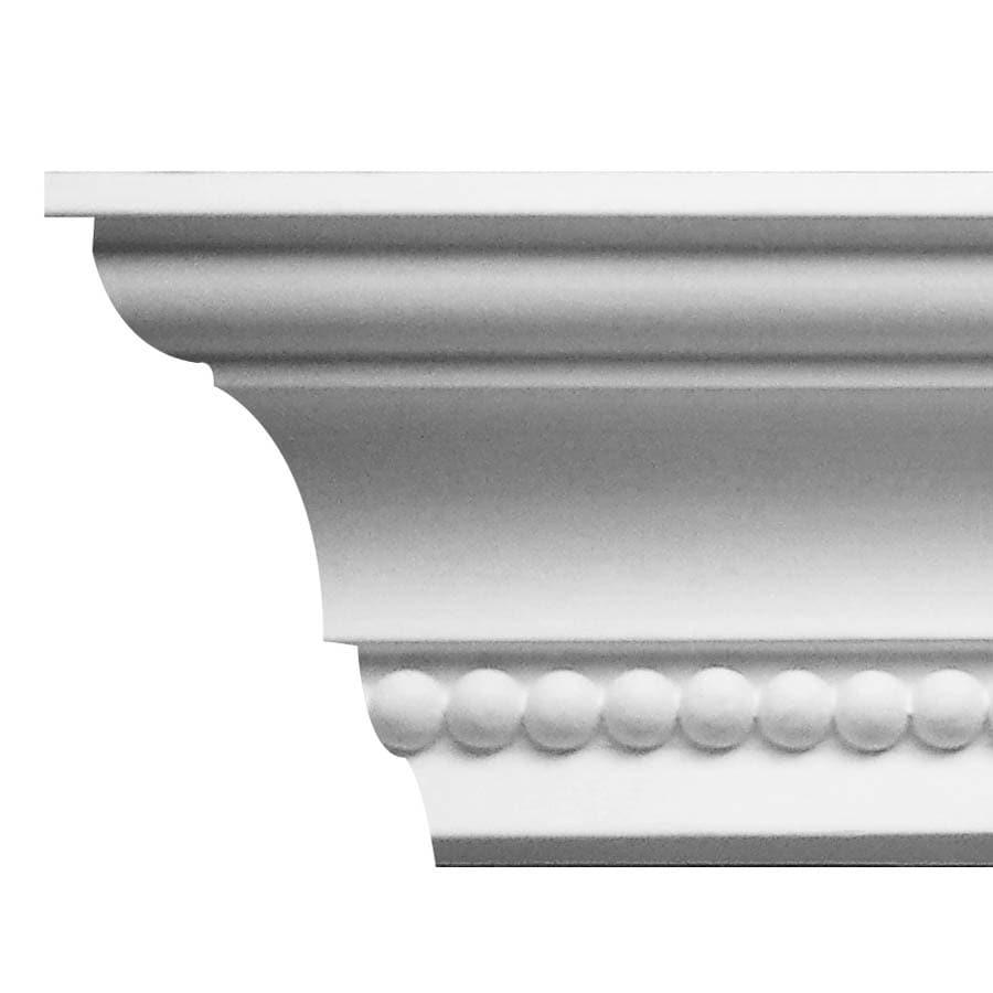 EverTrue 3.25-in x 8-ft Polystyrene Crown Moulding