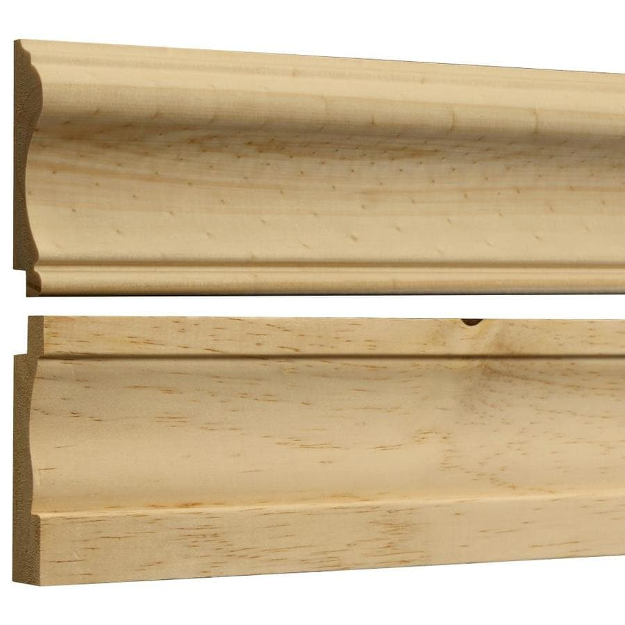 Empire Company 8-ft Wall Panel Moulding