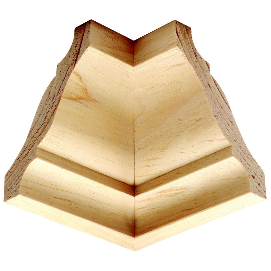 4.875-in x 4.5-in Crown Moulding Block