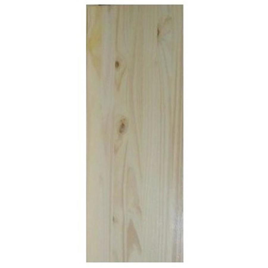 (Common: 3/4-in x 16-in x 4-ft; Actual: 0.62-in x 15.25-in x 4-ft) Spruce Pine Fir Board