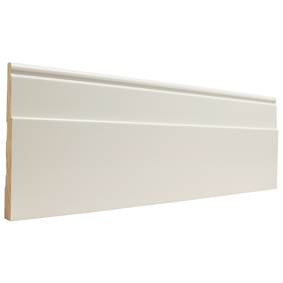 Artise & Wright 6.25-in x 8-ft Interior Pine Baseboard
