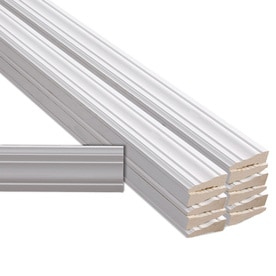 Shop Window Door Trim At