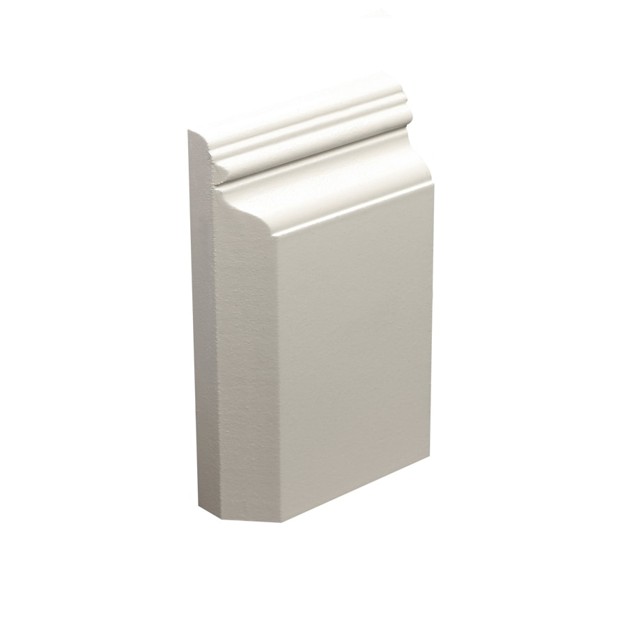 RapidFit 5.25-in x 2.75-in Interior MDF Mid Baseboard Moulding Block