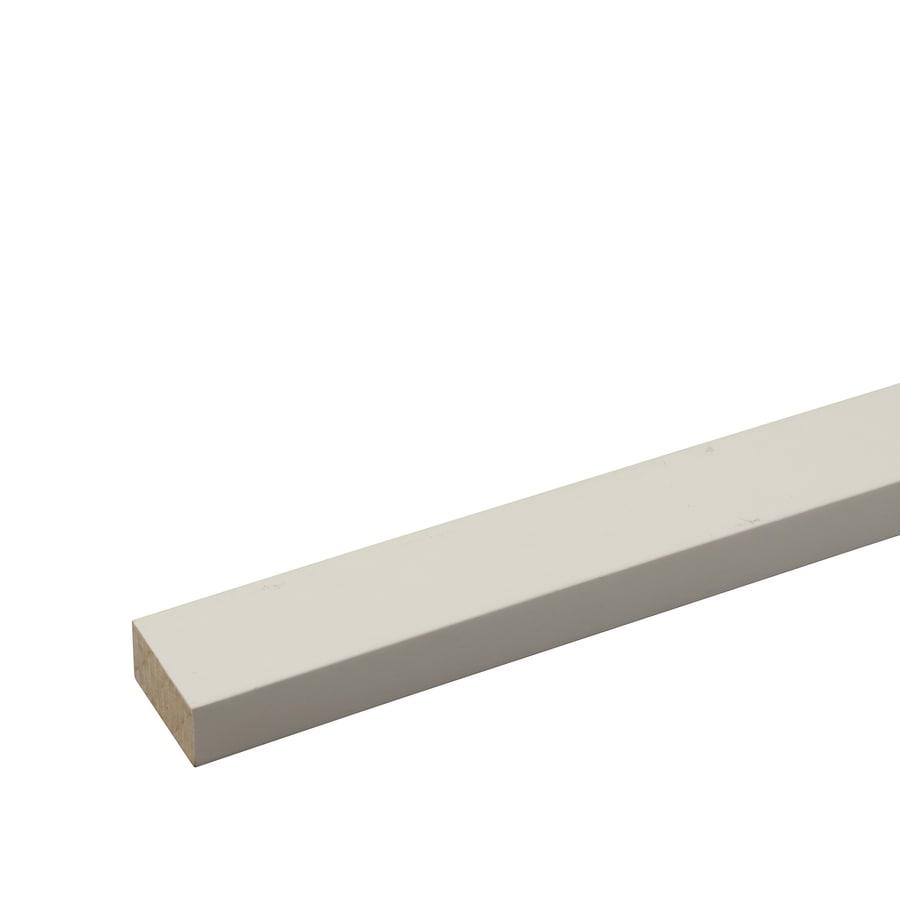 (Common: 1-in x 2-in x 8-ft; Actual: 0.75-in x 1.5-in x 8-ft) Primed Pine Board