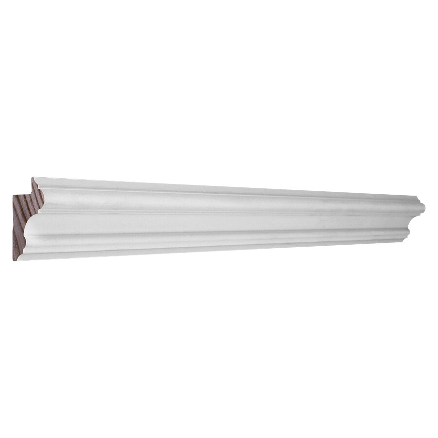 Artise & Wright Capitol 2-in x 8-ft Pine Primed Lip Wall Panel Moulding