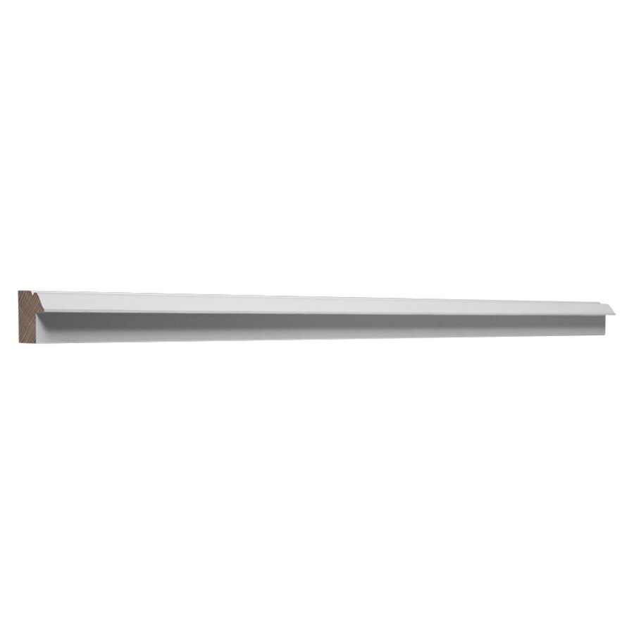 Artise & Wright Capitol 1.437-in x 8-ft Interior Pine Primed Finger Joint Backband Window and Door Casing