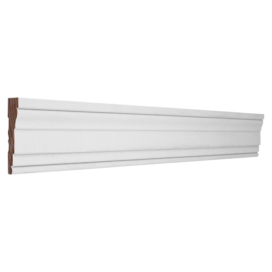 Artise & Wright Capitol 2.75-in x 12-ft Interior Pine Primed Finger Joint Window and Door Casing