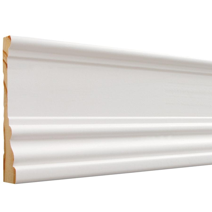3.5-in x 7.33-ft Interior Pine Primed PFJ Window and Door Casing