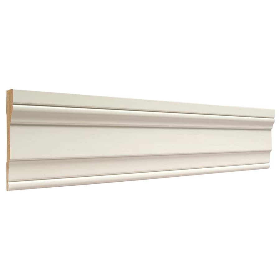 Artise & Wright Richmond 4-in X 8-ft Pine Painted Finger
