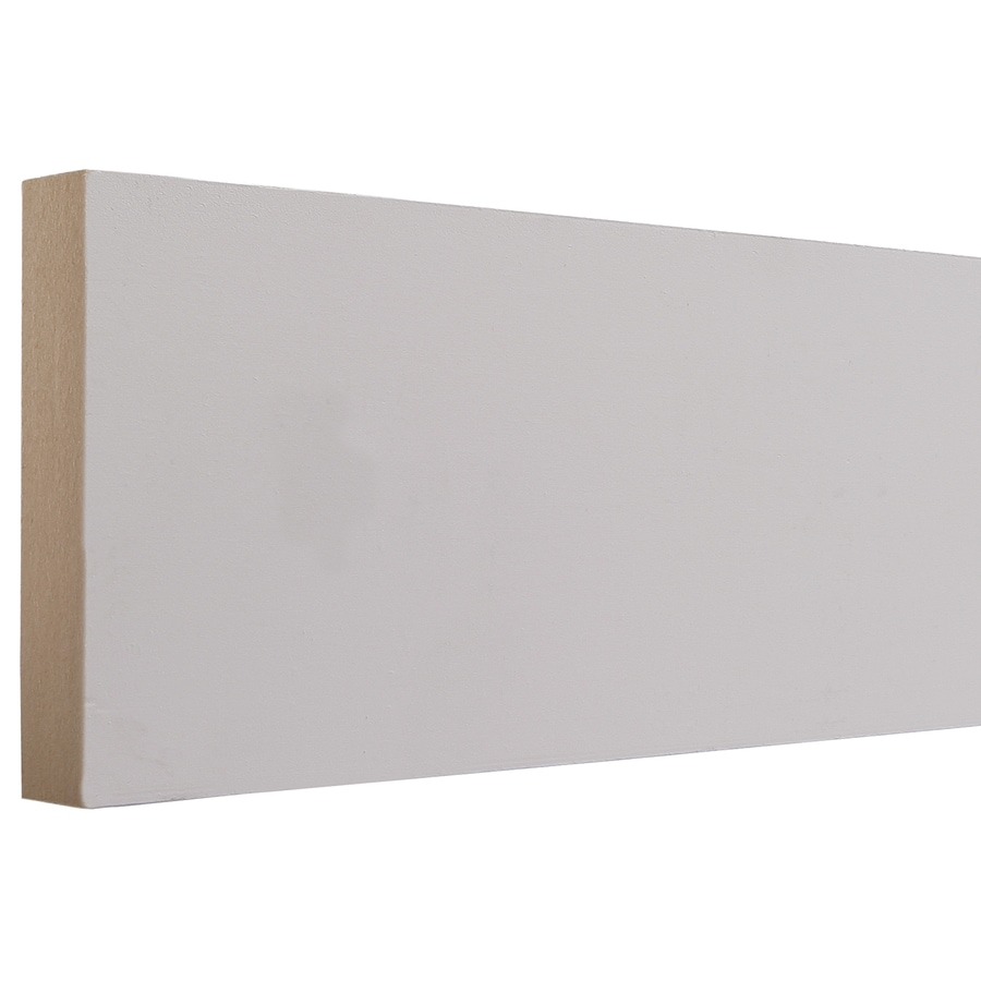 1 In X 2 In X 8 Ft Primed Mdf In The Mdf Department At Lowes Com