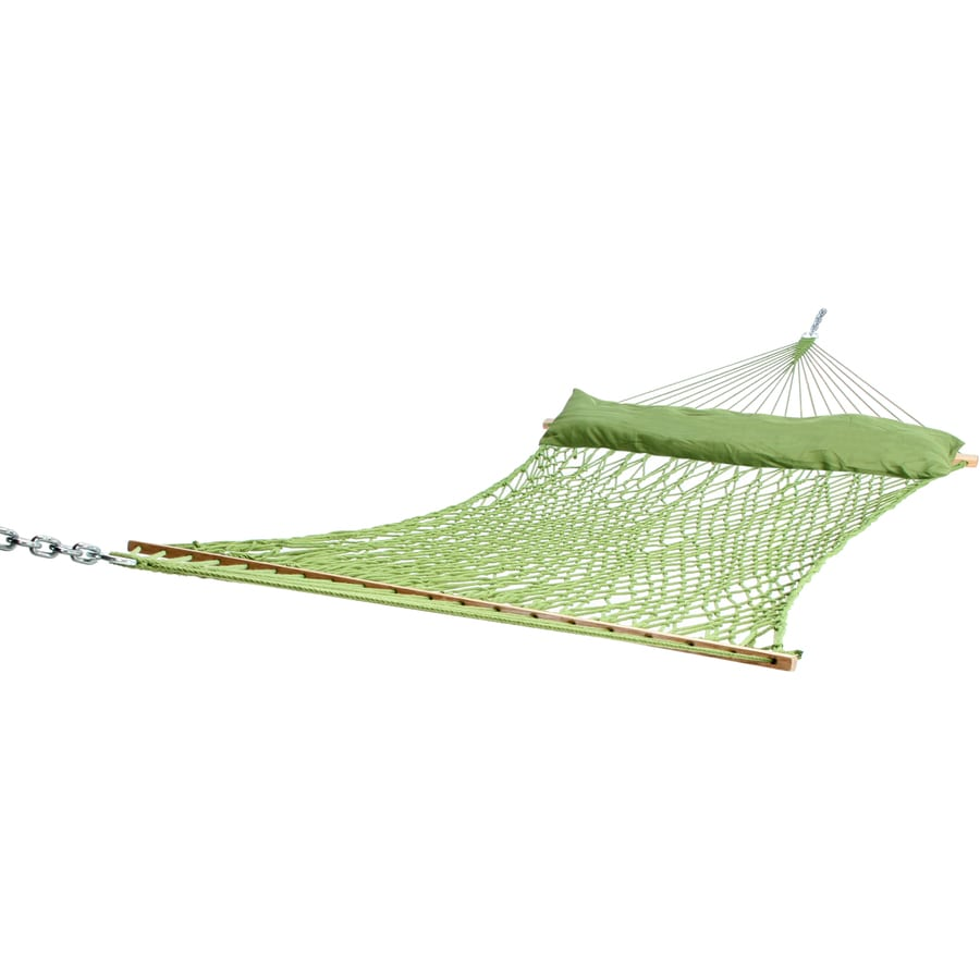 Garden Treasures 13 Ft Polyester Hammock