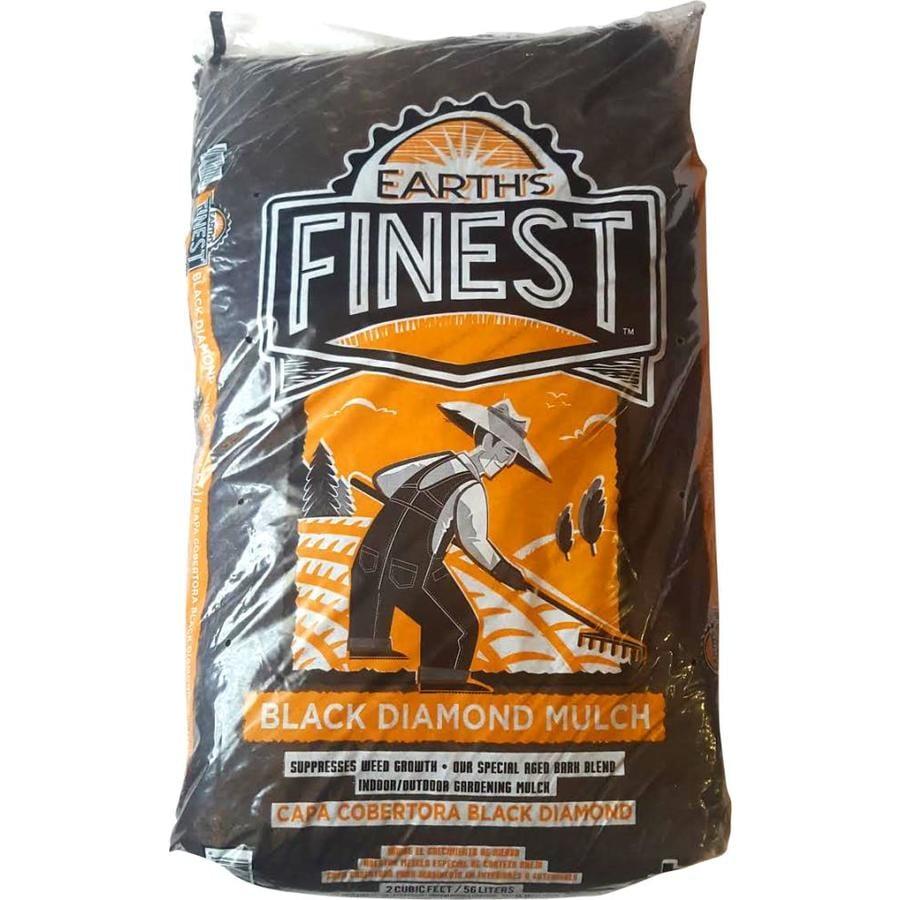 Black Bagged Mulch