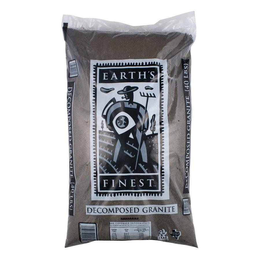 40-lb Decomposed Granite