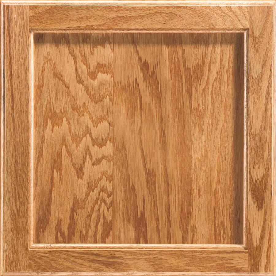 Honey Oak Kitchen Cabinets: Shop Shenandoah Glenfield 12.875-in X 13-in Honey Oak Flat