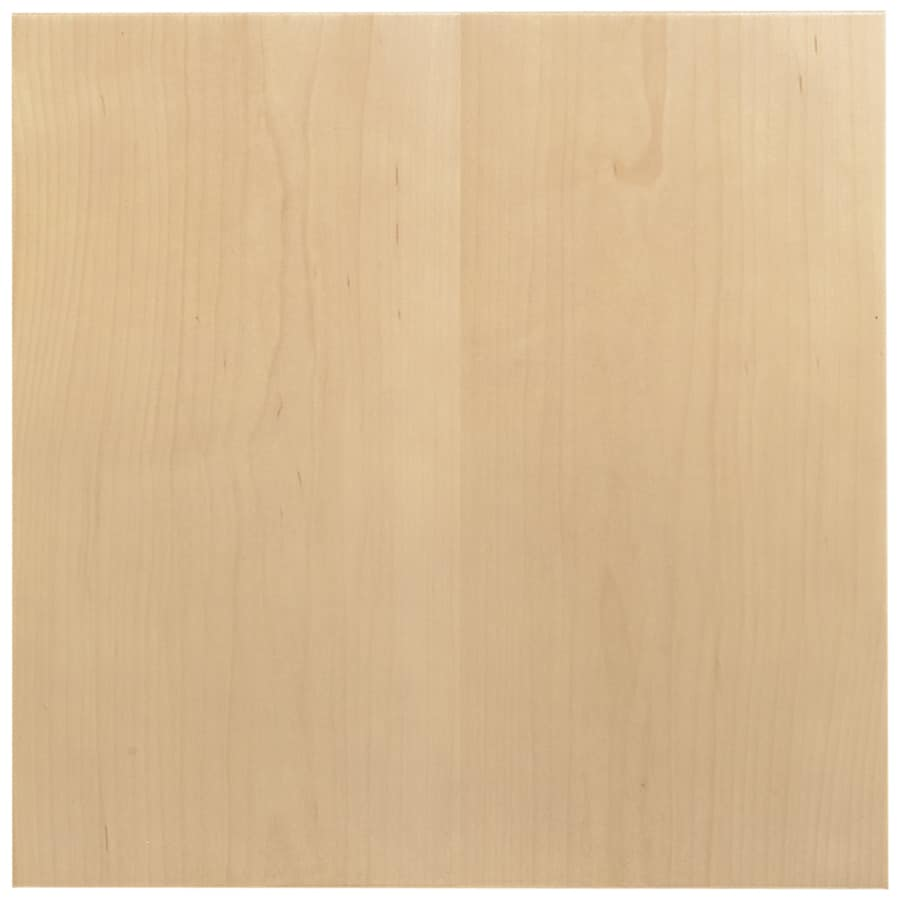 Shenandoah Sydney 14.5-in x 14.5625-in Natural Maple Square Cabinet Sample