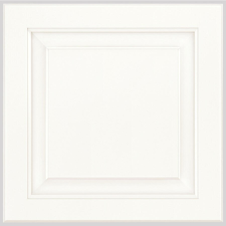 Shenandoah Winchester 14.5-in x 14.5625-in Linen Square Cabinet Sample