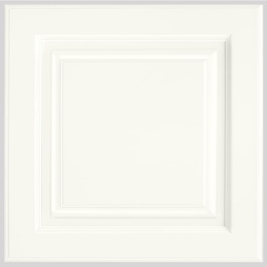 Shenandoah Grove 13-in x 12.875-in Linen Square Cabinet Sample