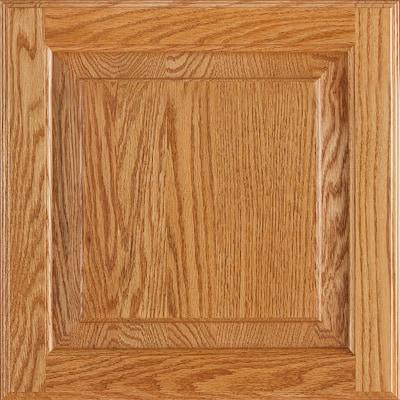 Honey Oak Raised Panel