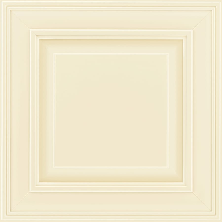 Shenandoah Mckinley 14.5-in x 14.5625-in Silk Painted Square Cabinet Sample