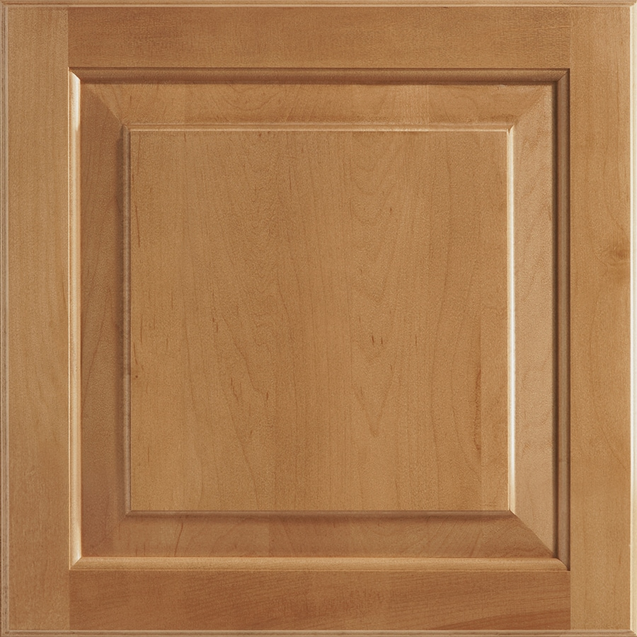 Shenandoah Winchester 14.5-in x 14.5625-in Spice Maple Square Cabinet Sample