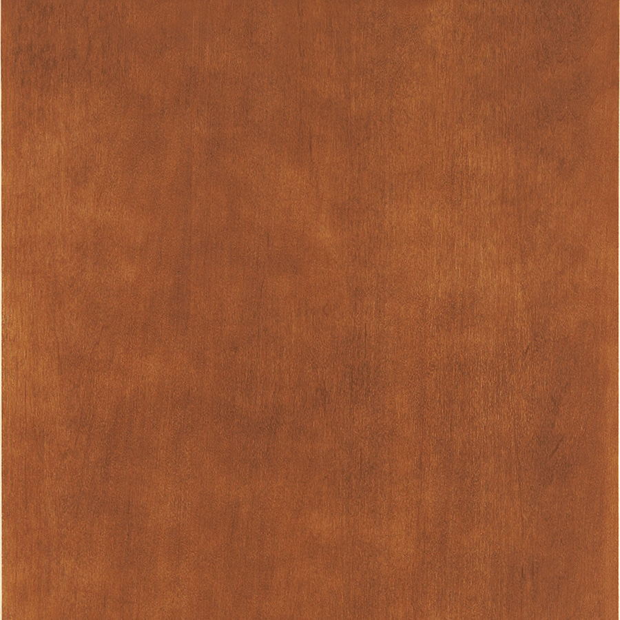 Shenandoah Sydney 14.5-in x 14.5625-in Cognac Maple Square Cabinet Sample