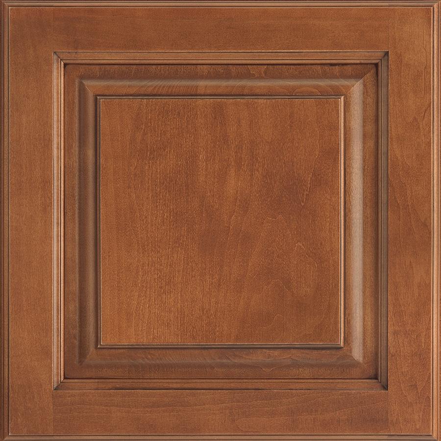 Shenandoah Grove 14.5-in x 14.5625-in Auburn Glaze Maple Square Cabinet Sample