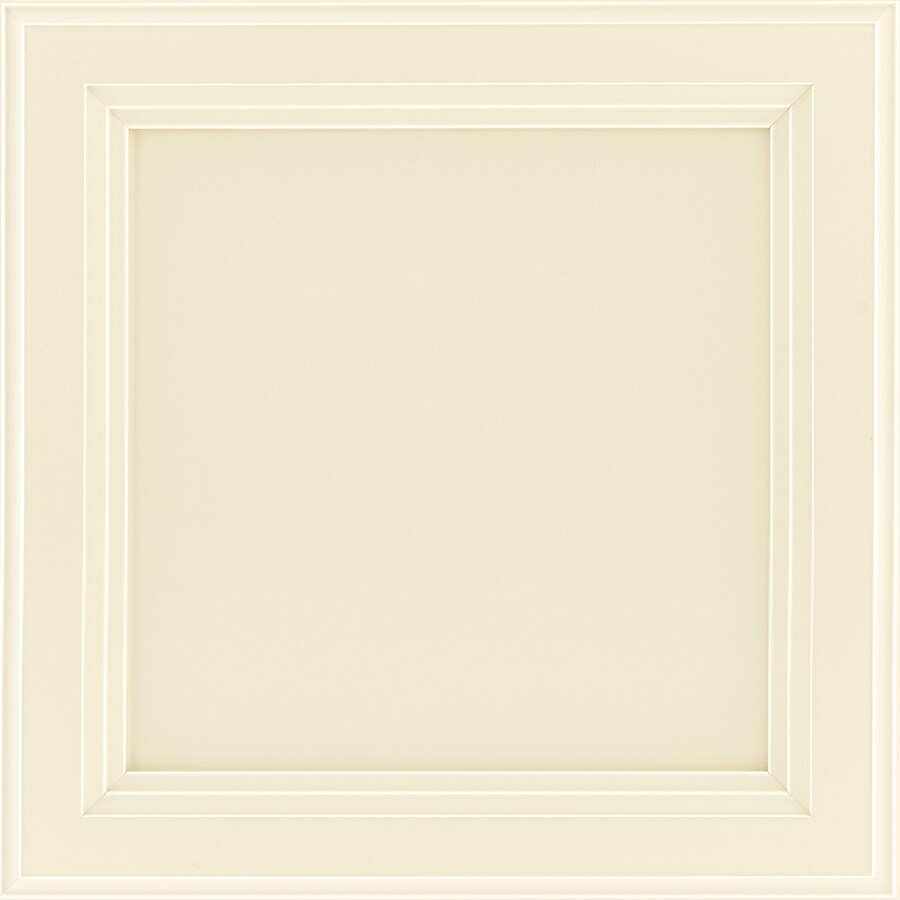 Shenandoah Dominion 14.5625-in x 14.5-in Silk Maple Flat Panel Cabinet Sample