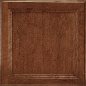 shenandoah shenandoah dominion 145625in x 145in cherry flat panel cabinet sample