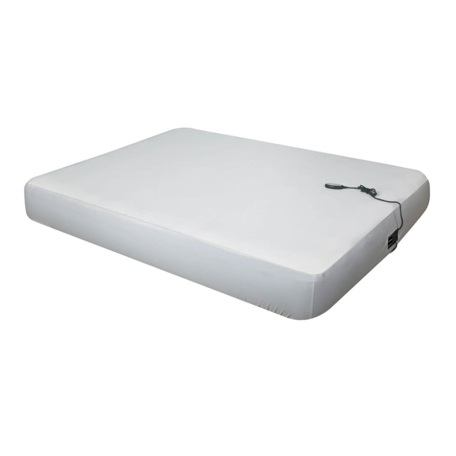 Shop Sensorpedic Queen Firm Memory Foam Mattress At