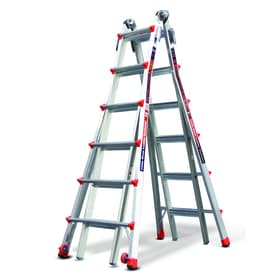 Multi-Position Ladders at Lowes com