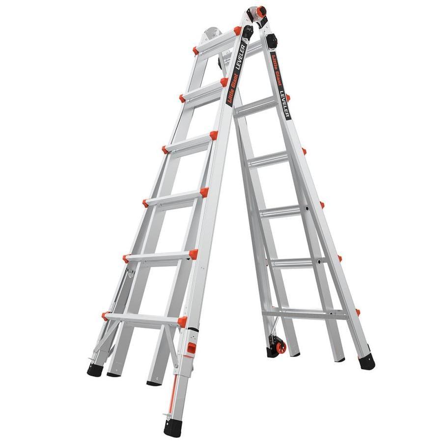 Shop Little Giant Ladders Leveler Aluminum Type 1a 300