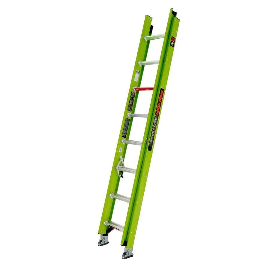 Little Giant Ladders Hyperlite Fiberglass 16 Ft Type 1a 300 Lbs