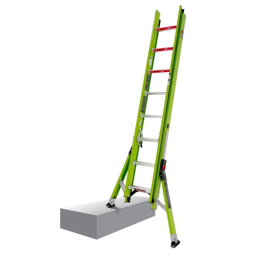Little Giant Ladders Hyperlite Sumostance Fiberglass 16 Ft Type 1a