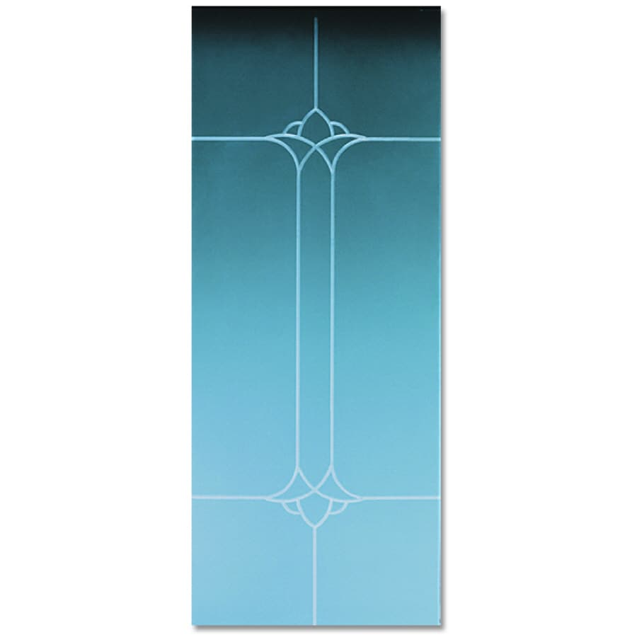 Shop Pella Select 18 In X 30875 In X 74125 In Clear Tempered