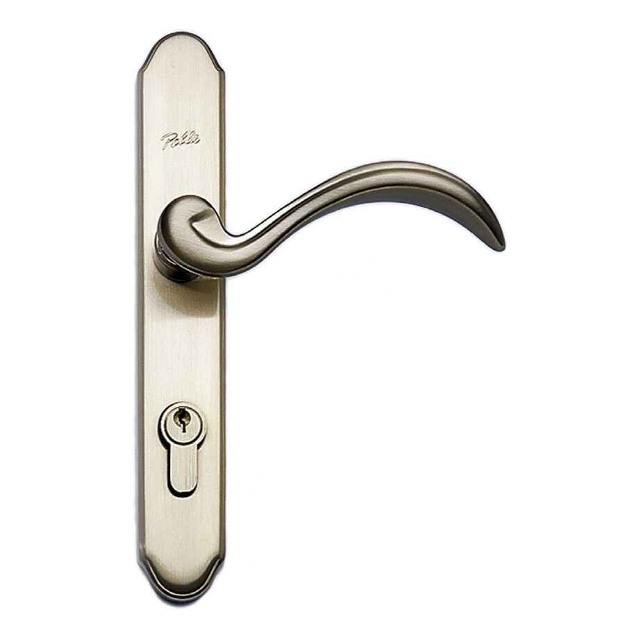 Pella Storm Door Deadbolt Lock At Lowes Com