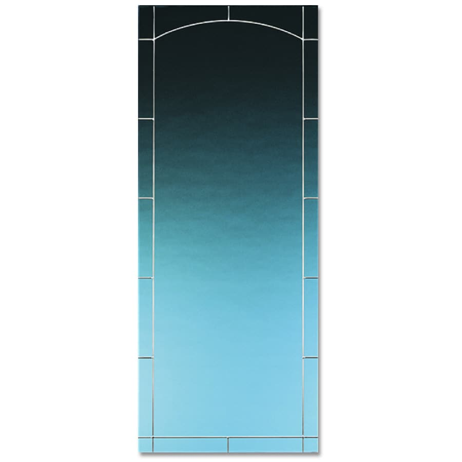 Pella Select 1/8-in x 30.875-in x 74.125-in Clear Tempered Storm Door Glass