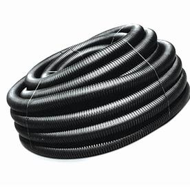 Shop Corrugated Drainage Pipe At Lowes Com