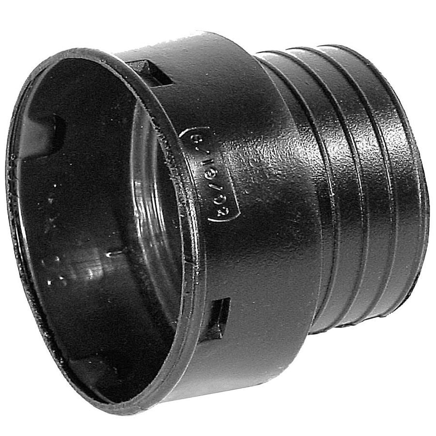 ADS 4-in Dia Corrugated Adapter Fitting